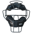 Lightweight Baseball Umpire Face Mask (Black)