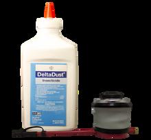 Delta Dust Bellows Duster Combo