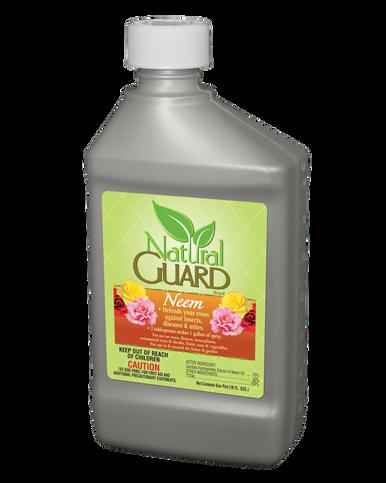 Neem Oil Insecticide Miticide Fungicide 16oz