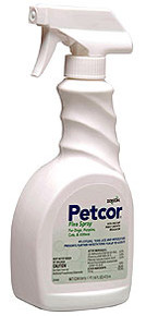 Petcor Pet Flea Spray