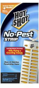 Hot Shot No Pest Strip Unscented Hanging Vapor Insect Repellent