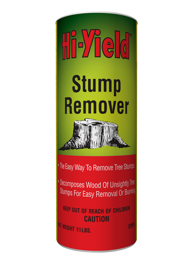 Hi-Yield Stump Remover