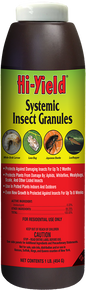 Systemic Insect Granules (1 lbs) (31228)