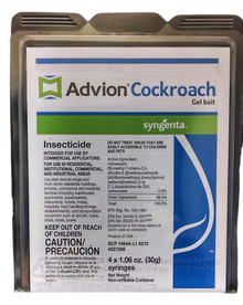 Advion Cockroach Bait Gel Front