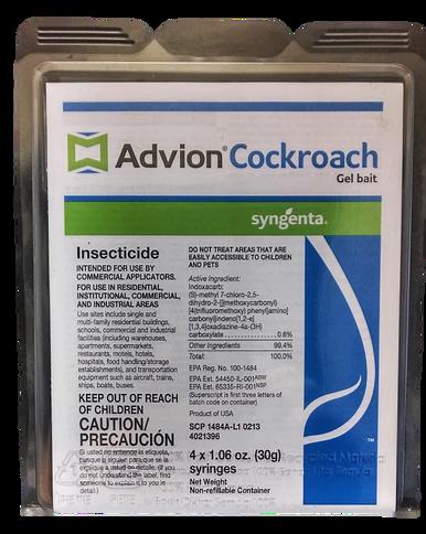 Advion Cockroach Bait Gel Front