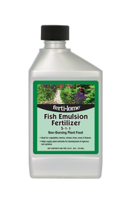 Fish Emulsion Fertilizer 5-1-1 (16 oz)