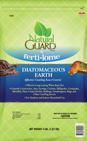 Diatomaceous Earth Crawling Insect Control (4 lbs)