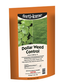 Dollar Weed Control