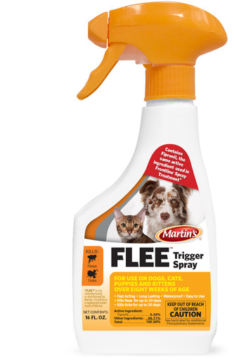 Flee Trigger Spray