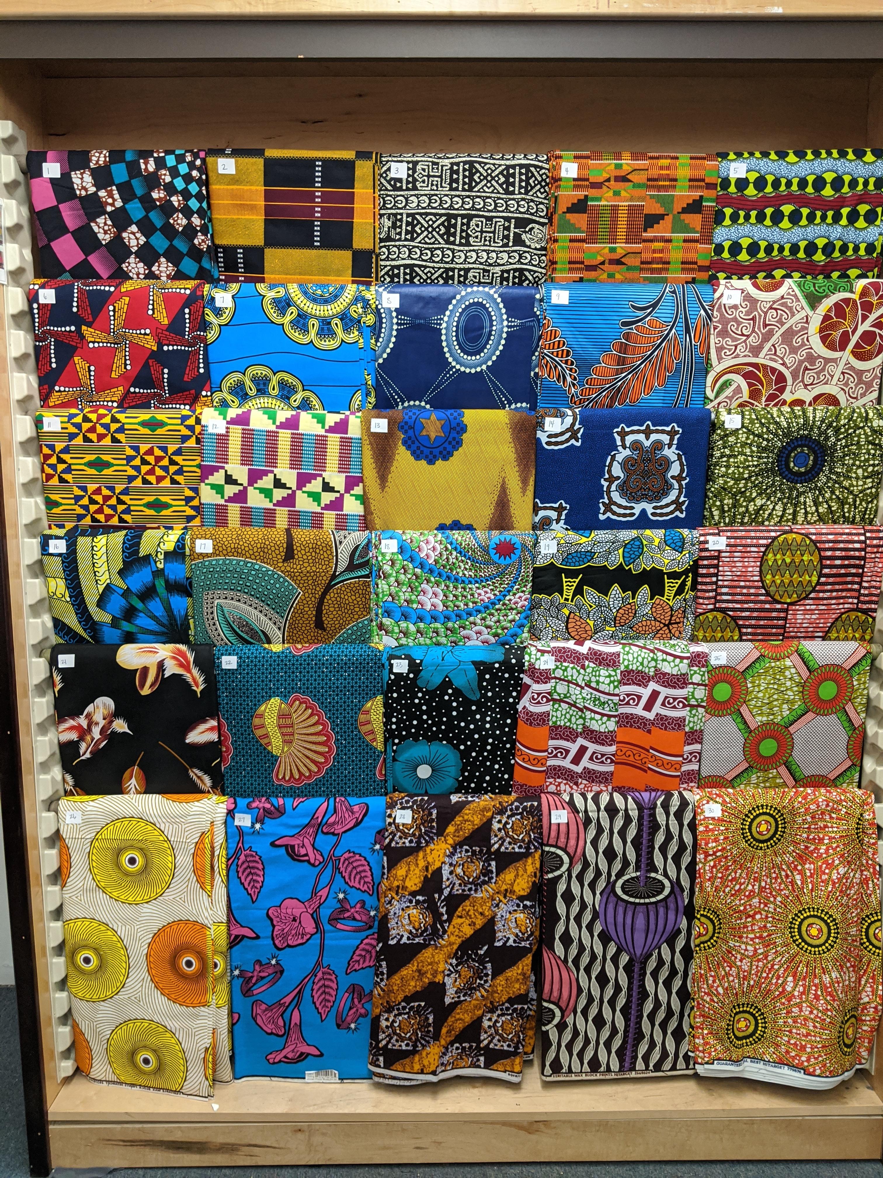African Print Assortment