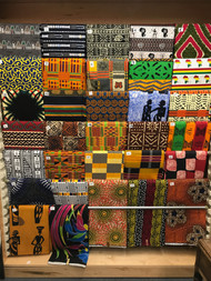 Africa Cotton Assortment