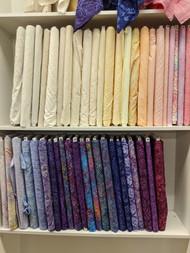 100% Cotton - Batik Assortment #1