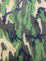 "60"" Camo Broadcloth"