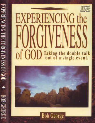 Experiencing the Forgiveness of God - 3 CD Front Cover