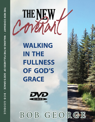 The New Covenant - Front Cover