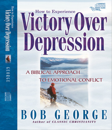 Victory Over Depression Front Cover 6 Audio CDs