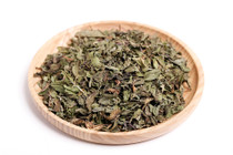 organic peppermint leaf tea
