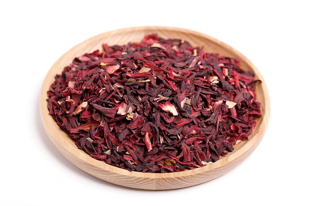 Hibiscus Flower Tea Certified Organic