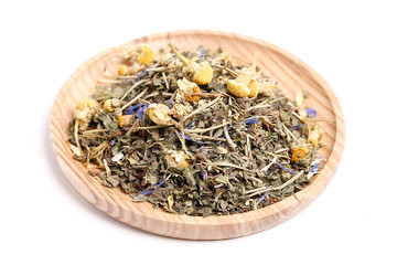 organic calming herbal tea