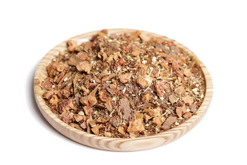organic rooibos with apple and cinnamon
