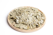 organic eucalytpus leaf tea