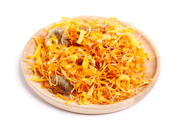 Buy Certified Organic Calendula Flower Tea