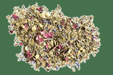 Organic Flower Power Green Tea