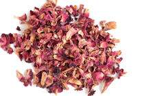 Buy Certified Organic Red Rose Petal Tea