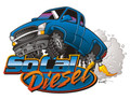 SoCal Diesel T-Shirt (Off Road Logo)