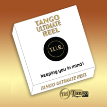 Tango Ultimate Reel w/DVD (T.U.R.)by Tango Magic - Trick