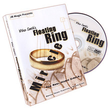 Miracle Floating Ring by Mike Smith and JB Magic