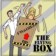 The Flying Box Illusion