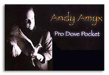Pro Dove Pocket Andy Amyx