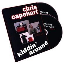 Kidding Around (2 DVD Set) by Chris Capehart - DVD
