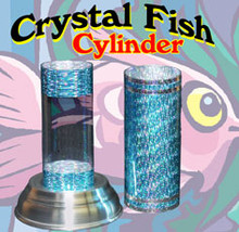 Crystal Fish Cylinder - Sealed - I. Pickle