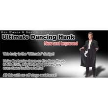 New Version Ultimate Dancing Hank by Sean Bogunia