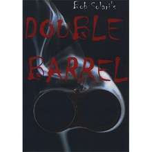 Double Barrel (Red) by Bob Solari