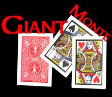 Giant Monte 3 Set - Plastic