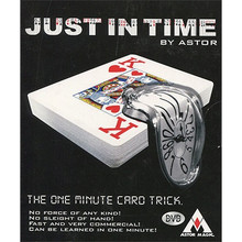 Just In Time by Astor
