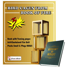 Bird Cages From Book of Fire - by Sumit Chhajer
