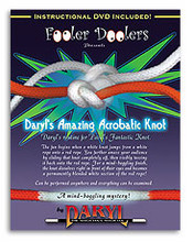 Acrobatic Knot (with DVD) by Daryl