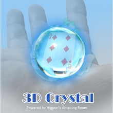 3D Crystal by Higpon