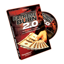 Extreme Burn 2.0 by Richard Sanders - DVD