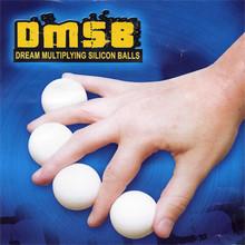 Dream Multiplying Silicon Balls (DMSB) with DVD by Funtastic Magic