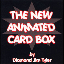 The New Animated Card Box by Diamond Jim Tyler