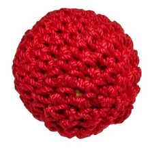 "1"" Crochet Ball Non Magnetic (Red) by Ickle Pickle Products, Inc."