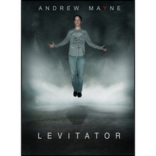 Levitator by Andrew Mayne - DVD