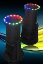 NEW    GLOWMAX DMX LED CONFETTI LAUNCHER