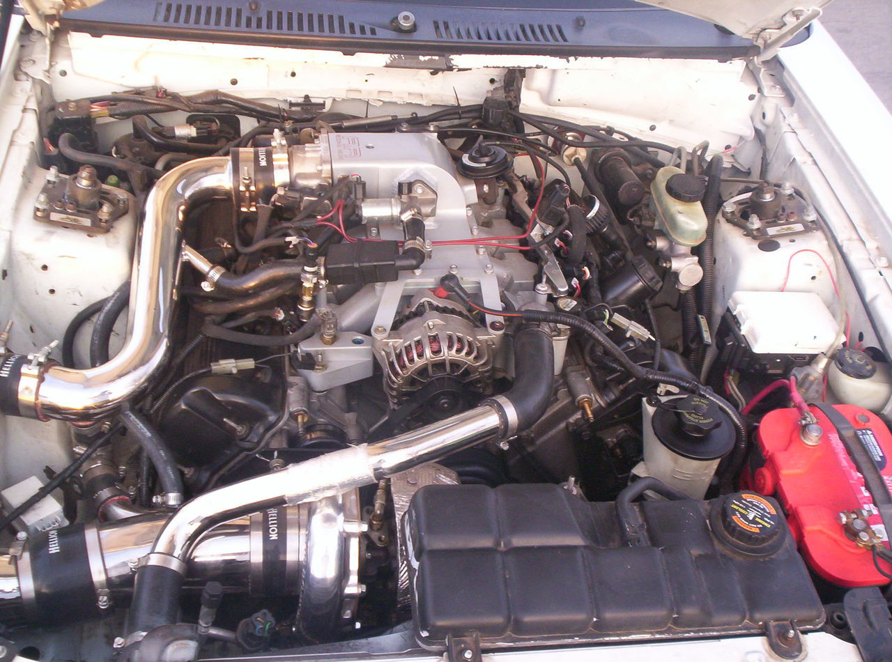 Hellion Power Systems (99'-04') Mustang GT Single Turbo System
