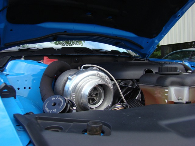 On 3 Performance 5 0L Mustang Twin Turbo Kit (11'-14')